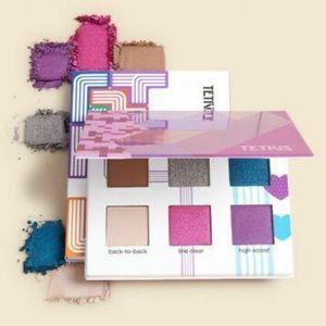 Tetris x Ipsy - Block Party Eyeshadow Palette